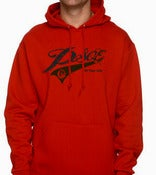 Image of PSOE Hoodie (True Red)