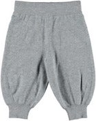 Image of FUB baby pants, grey melange