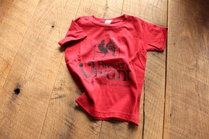 Image of Toddler Tee - Red