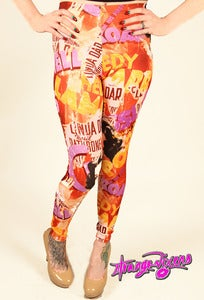 Image of Hollwood Dames Leggings