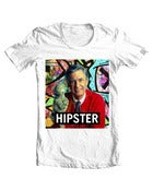 Image of HIPSTER White T-Shirt