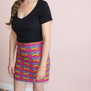 Image of Busayo mini skirt