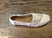 Image of Toms Crochet Natural