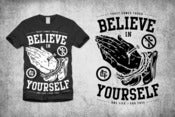 Image of BELIEVE IN YOURSELF TSHIRT