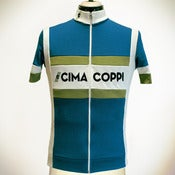 Image of Cima Coppi Team Jersey - European Merino Wool