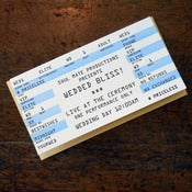 Image of Wedded Bliss Ticket Card