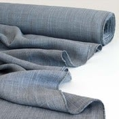 Image of plain smoke linen