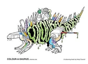 Image of Colourasaurus volume 1