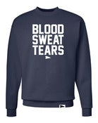 Image of Blood Sweat Tears Crewneck