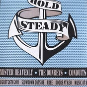 Image of The Hold Steady Gig Poster