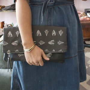 Image of Scout & Catalogue 'constellation' clutch
