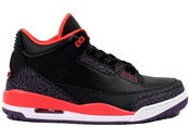 Image of Nike Air Jordan 3 Crimson