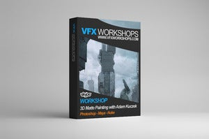 Image of VFX Workshops 3D Matte Painting with Adam Kuczek - SKYPE