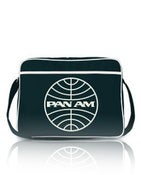 Image of PAN AM RETRO AIRLINE BAG (RT-PANAM-BL)