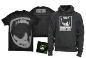 Image of The Hutch CD + T-Shirt + Hoodie