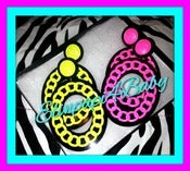 Image of ♥RICH Chain Earrings♥
