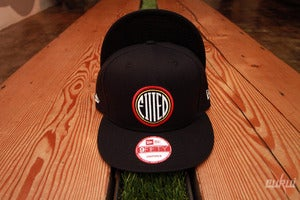 Image of Fitted Hawaii Shoyu Snapback - Black