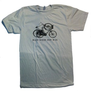 Image of Make Bikes tee