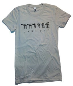 Image of Oakland Strikes Back! tee