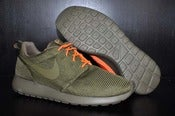 "Image of Nike ""Rogue Green"" Roshe Run"