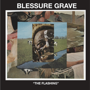 Image of Blessure Grave - The Flashing (dsr066) - 300 copies - clear vinyl - first pressing
