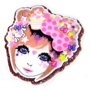 Image of Kyary Brooch