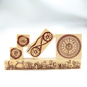 Image of Rubber Stamps