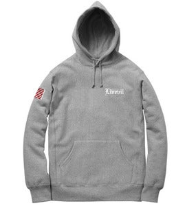 Image of Madison Hooded Pullover