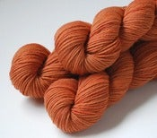Image of Paprika- Blackberry Worsted