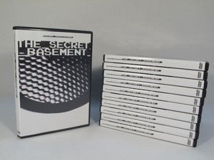 Image of The Secret Basement DVD