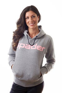 Image of Women's Grey Orginal Hoody