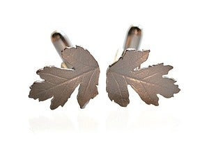 Image of hawthorn cuff links