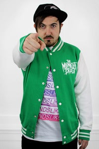 Image of TMB GREEN VARSITY