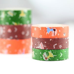 Image of Love Letter Washi Tape