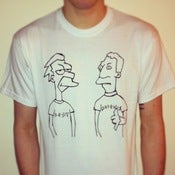 Image of LENNY AND CARL T-SHIRT