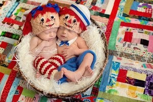 Image of Raggedy Ann & Andy Sets