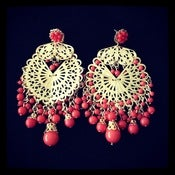 Image of ANDALUCIA Boucles d'oreilles/Earring