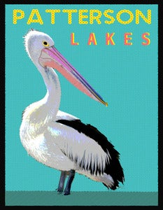 Image of Travel Poster: Patterson Lakes