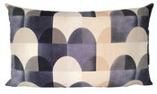 Image of Viaduct Bolster Cushion 65 x 40 cm