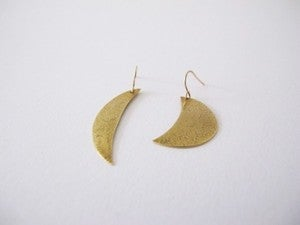 Image of Crescent Earrings