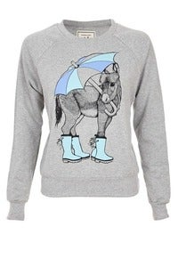 Image of Brat and suzie donkey sweater