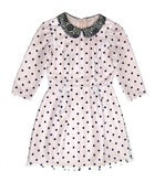 Image of Polka Dot Cécile mini dress-Pre-Order