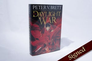 Image of The Daylight War by Peter V. Brett (US Edition)