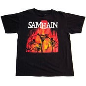 Image of Samhain &quot;November Coming Fire&quot; Tee