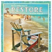 Image of Lithograph: Restore the Shore Fundraiser