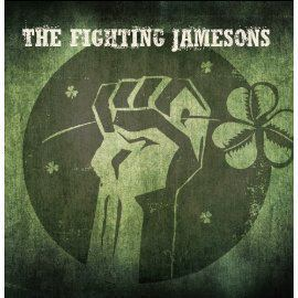 Image of The Fighting Jamesons CD
