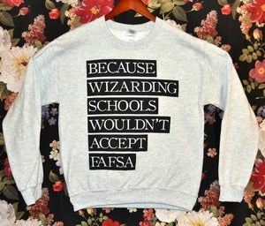 Image of 'Wizarding School' Sweater