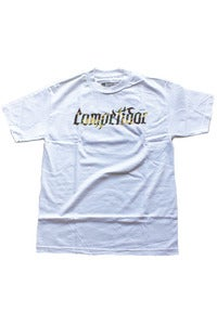 Image of Camo Tee : White