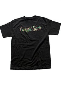 Image of Camo Tee : Black