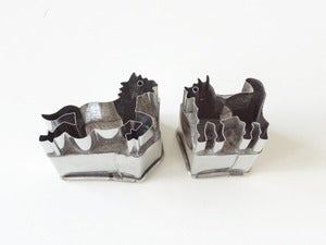 Image of Cookie Cutter Set - Horse and Dog
